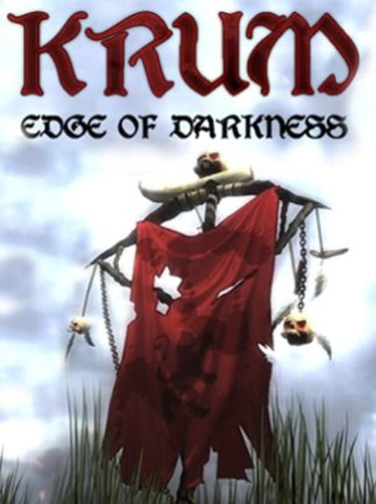 KRUM - Edge Of Darkness