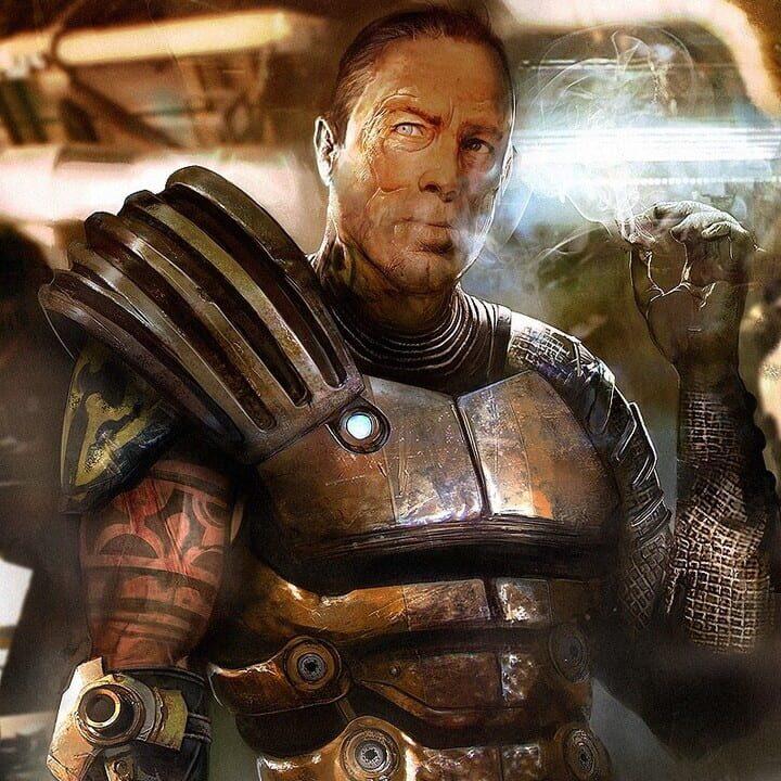 Mass Effect 2: Zaeed - The Price of Revenge