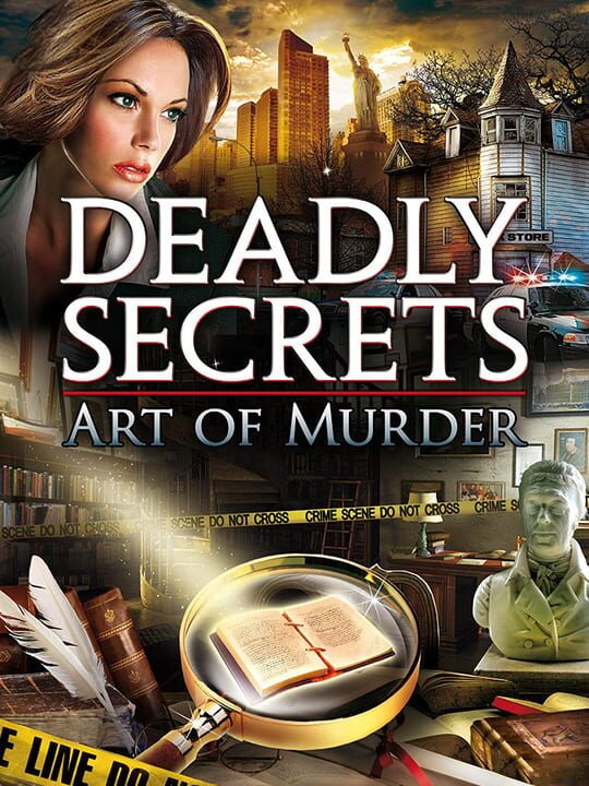 Art of Murder: Deadly Secrets