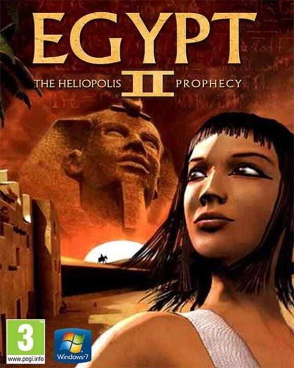 Egypt 2: The Heliopolis Prophecy