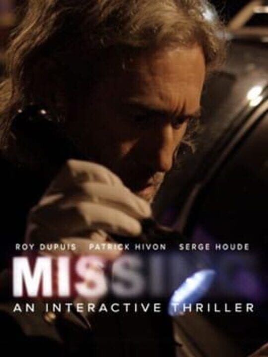MISSING: An Interactive Thriller