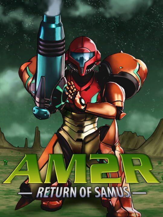 AM2R: Return of Samus
