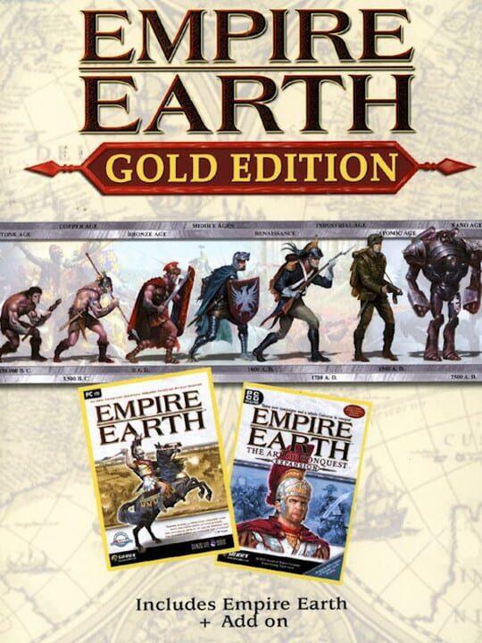 Empire Earth: Gold Edition