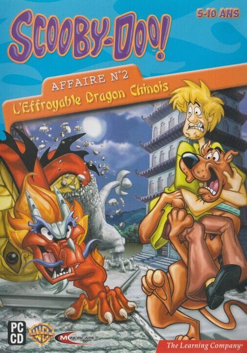 Scooby-Doo: Case File #2 - The Scary Stone Dragon