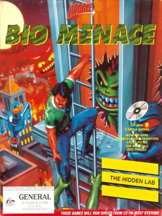 Bio Menace Episode 2 - The Hidden Lab