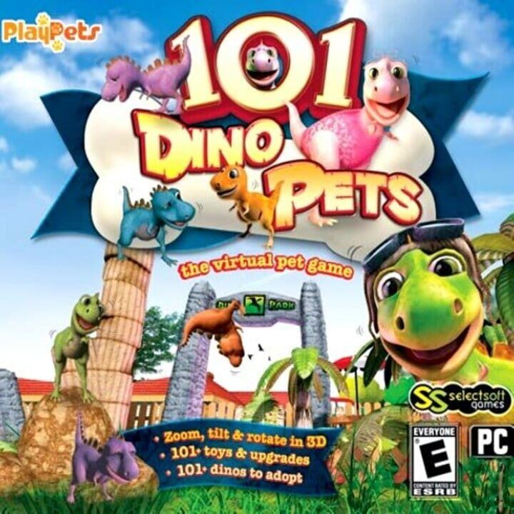 101 DinoPets