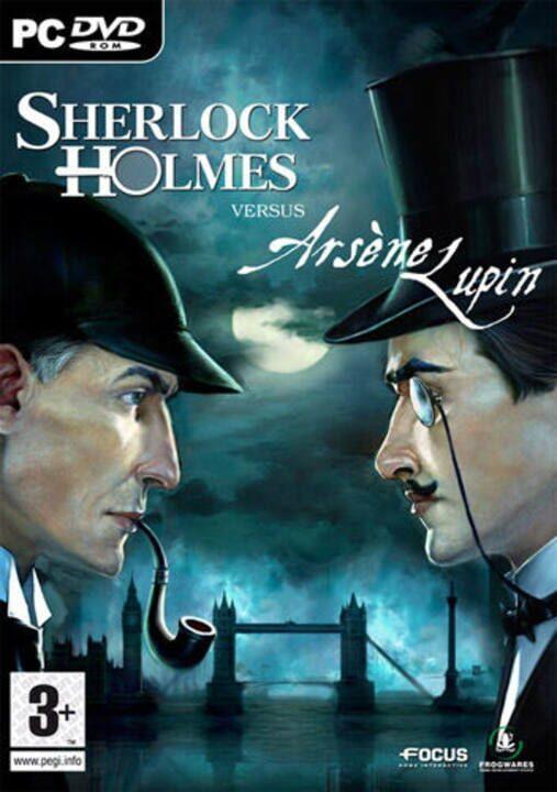 Sherlock Holmes versus Arsène Lupin