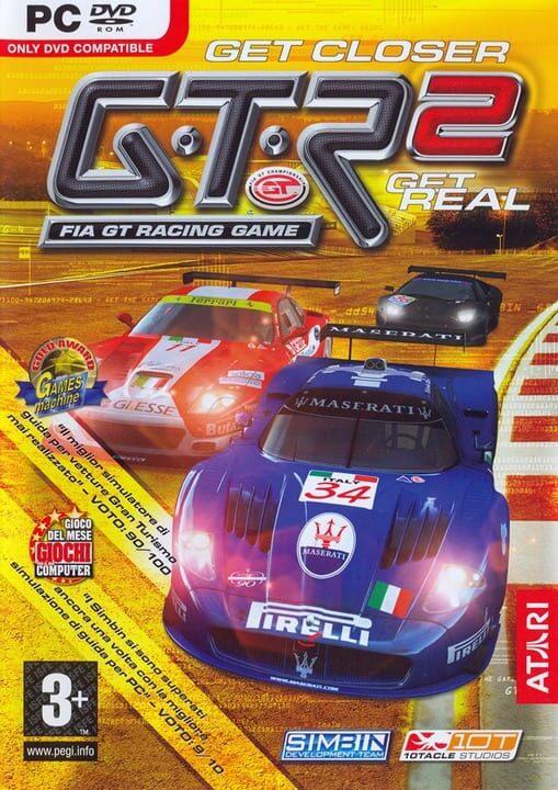 GTR 2 – FIA GT Racing Game