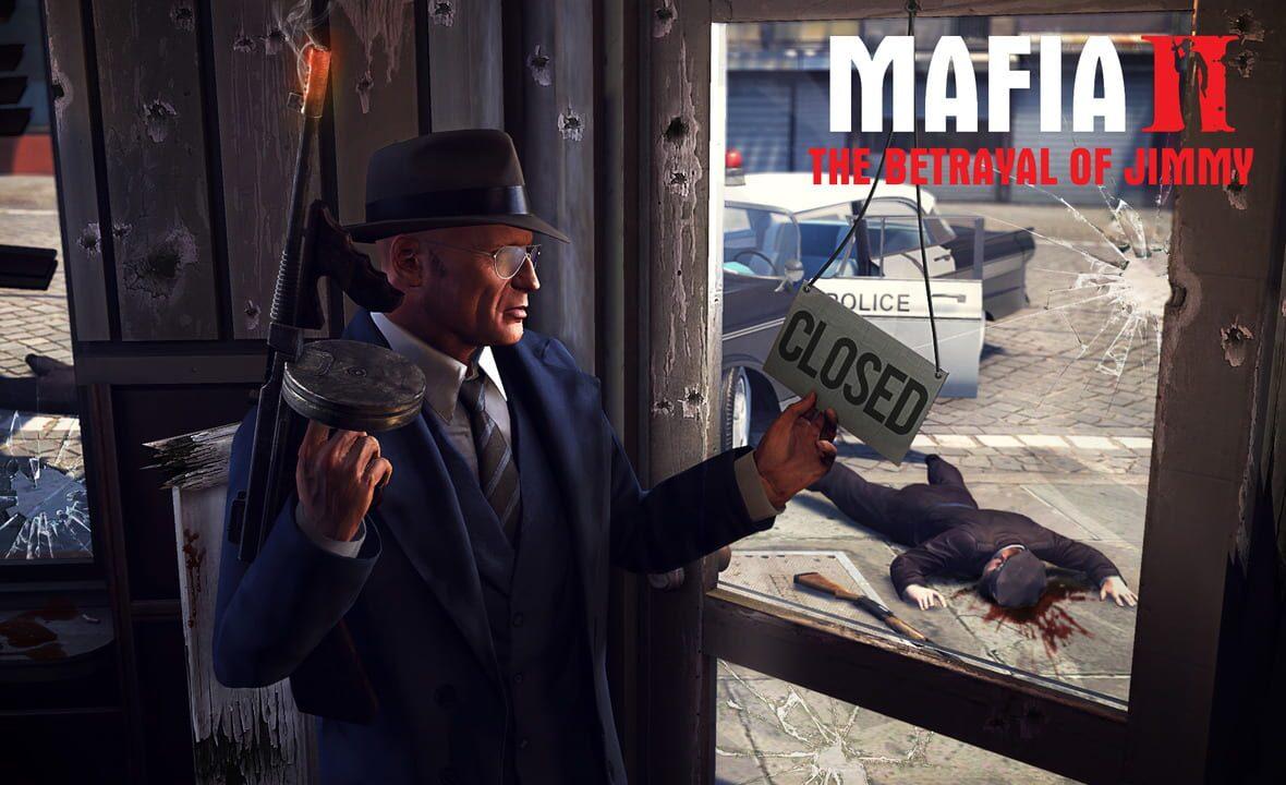 Mafia II: The Betrayal of Jimmy