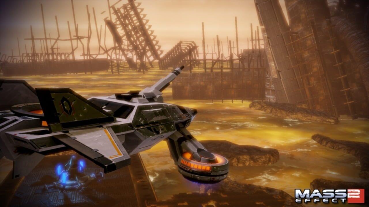 Mass Effect 2: The Firewalker Pack