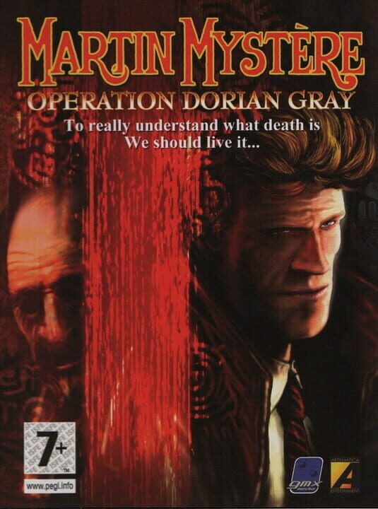 Martin Mystère: Operation Dorian Gray
