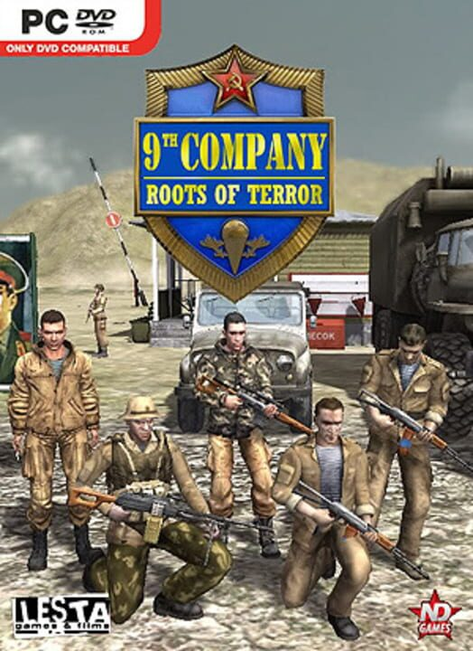 9th Company: Roots Of Terror