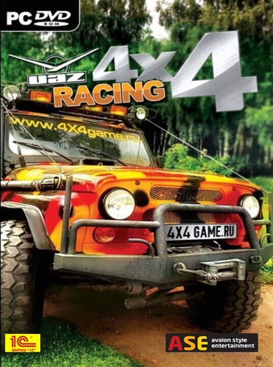 UAZ Racing 4x4