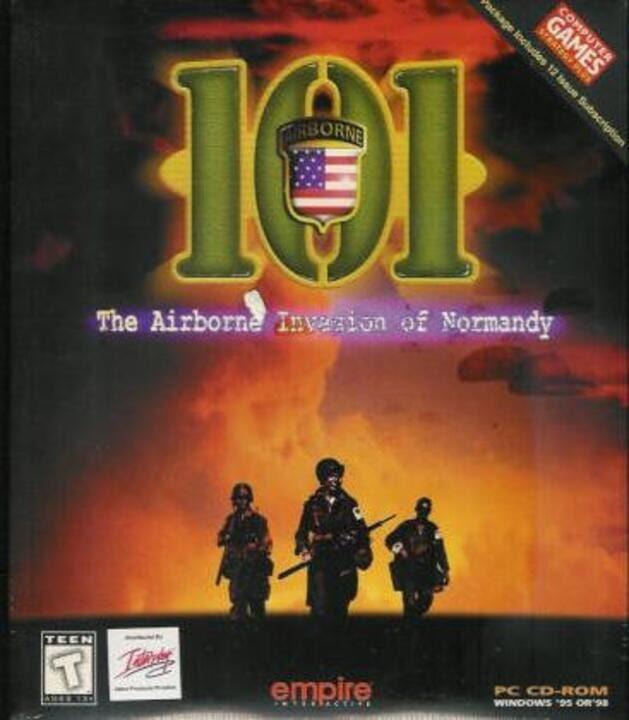 101 Airborne: The Airborne Invasion of Normandy