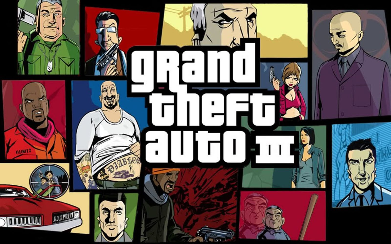 Grand Theft Auto III Szinkron