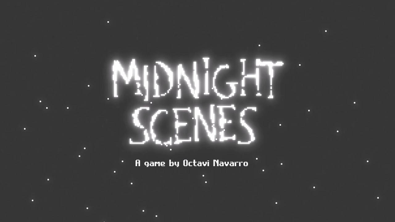 Midnight Scenes: The Goodbye Note