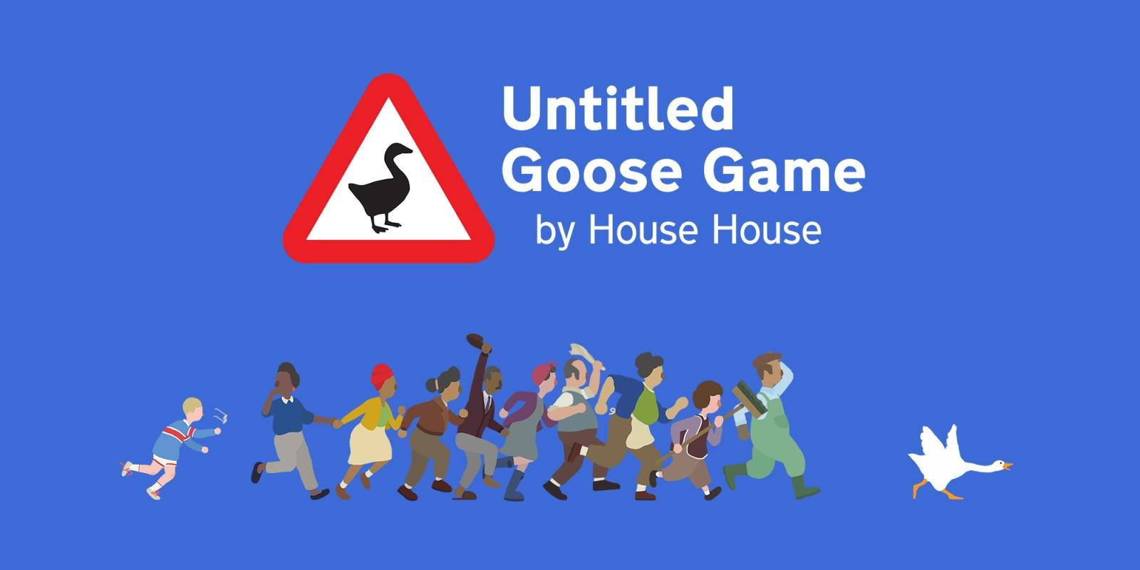 Untitled Goose Game frissítés