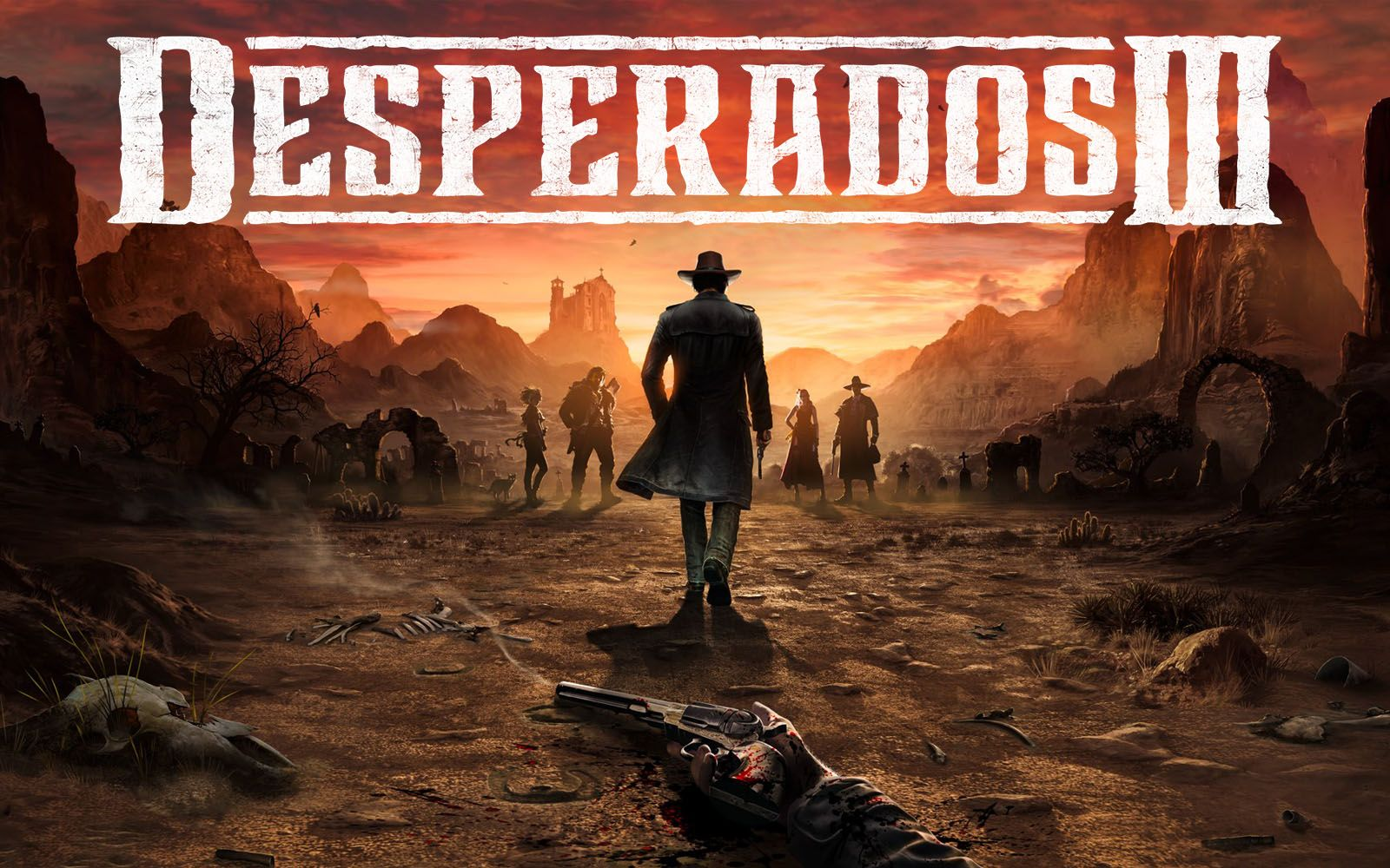Desperados III magyarítás