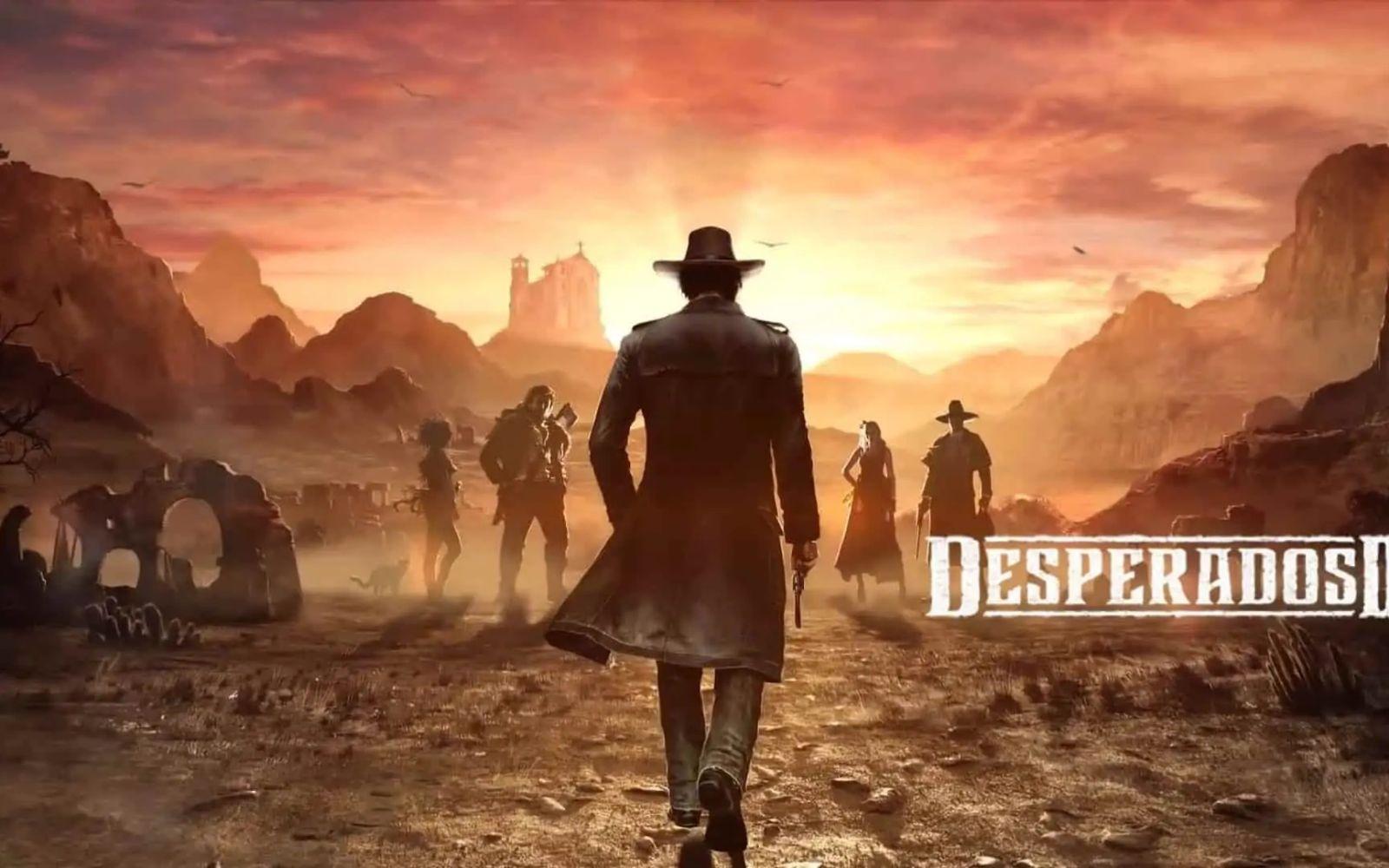 Desperados III előzetes