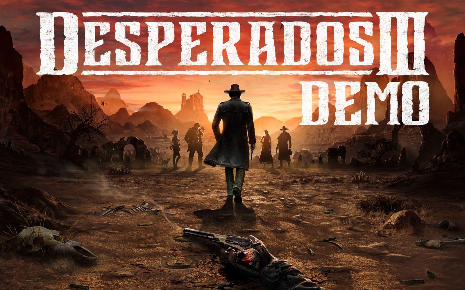Desperados III helyzetjelentés és demó magyarítás