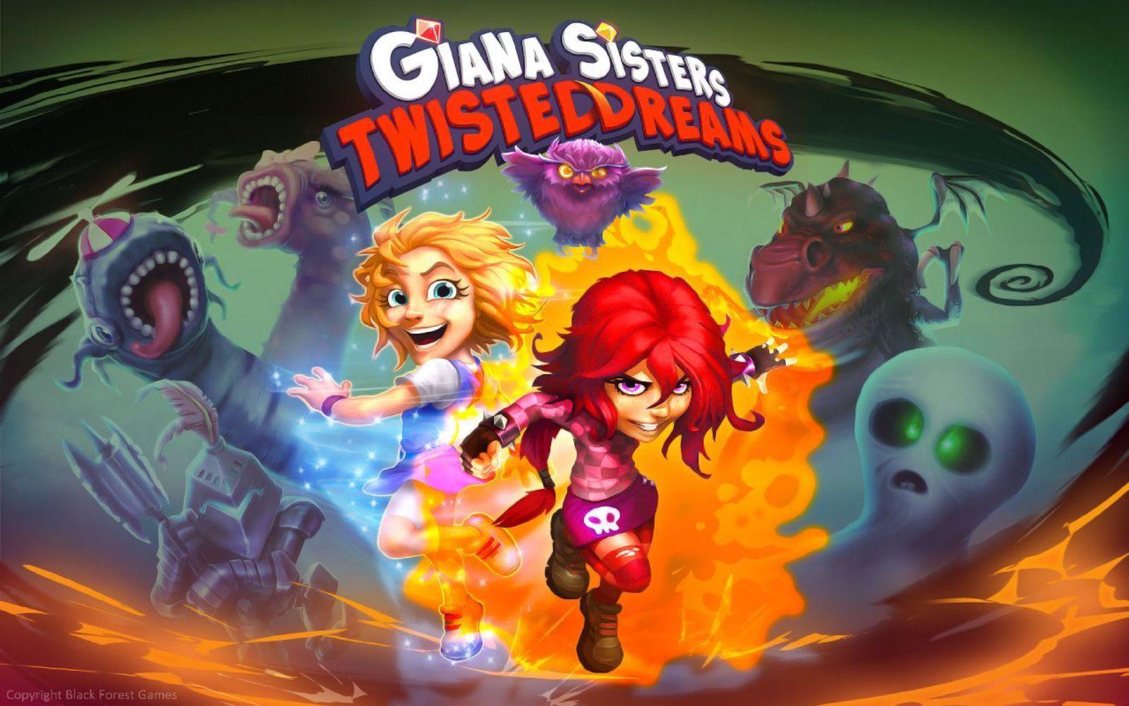 Giana Sisters: Twisted Dreams magyarítás