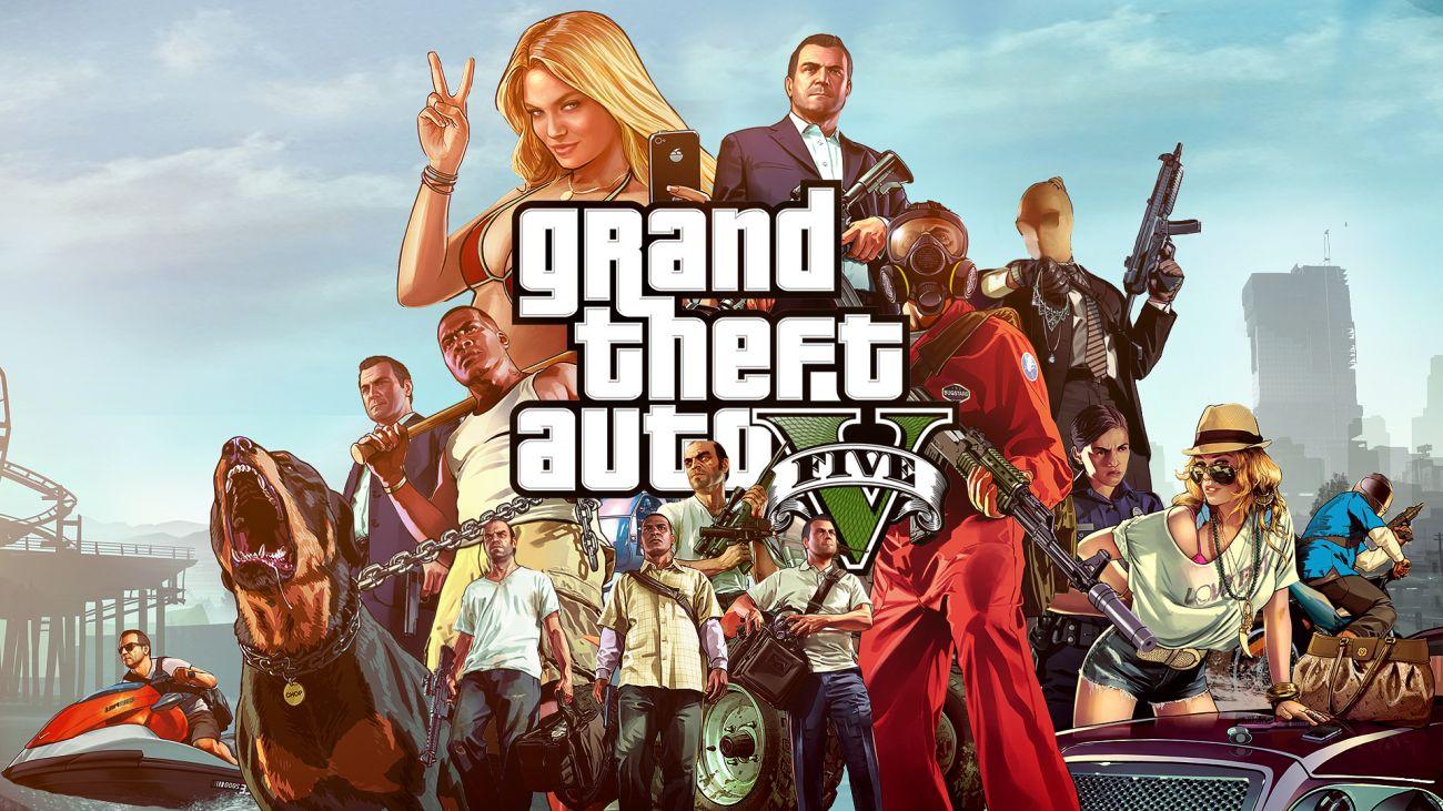 Grand Theft Auto V felhívás