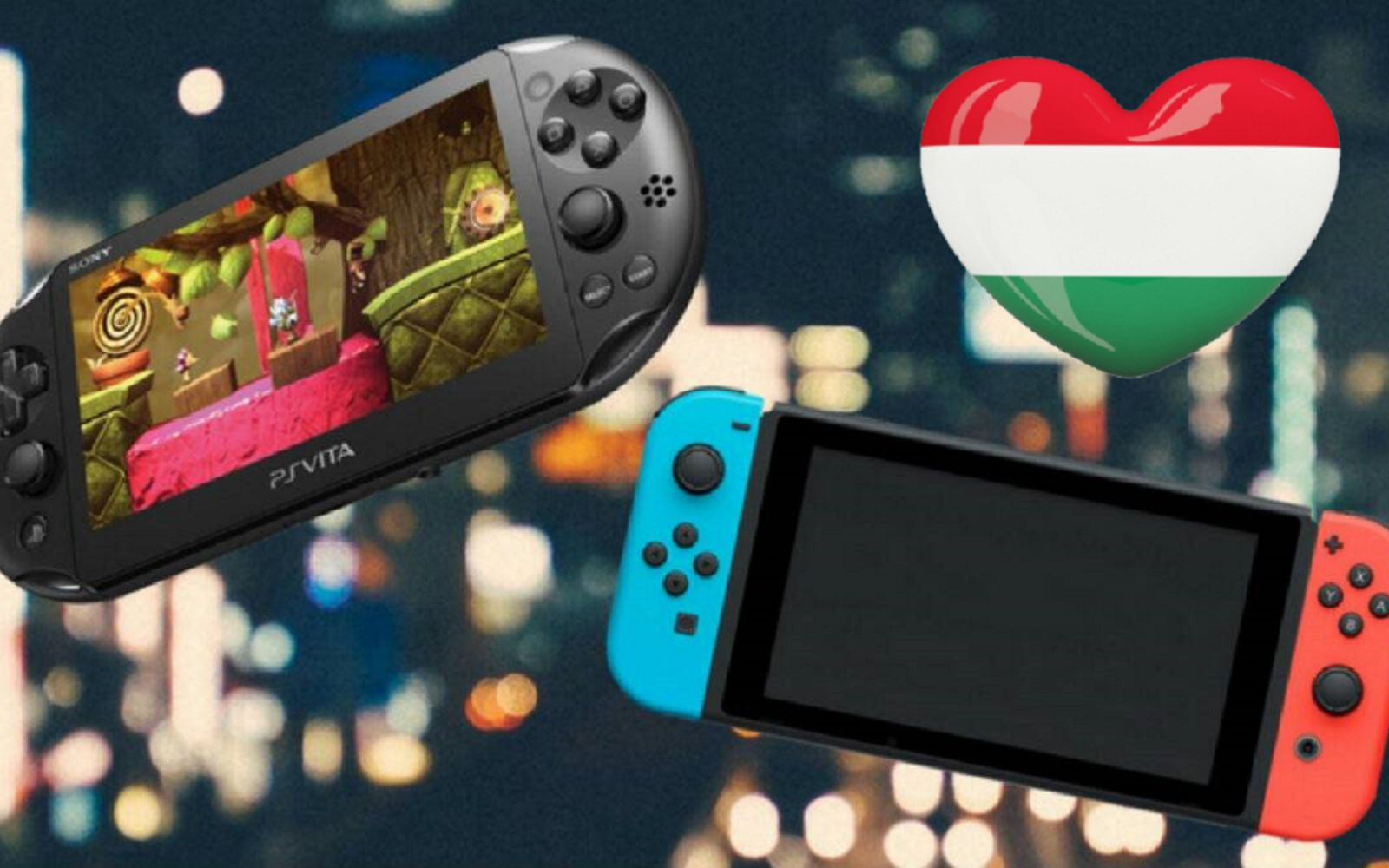 Nintendo Switch és PS Vita magyarításhoz kerestetik!