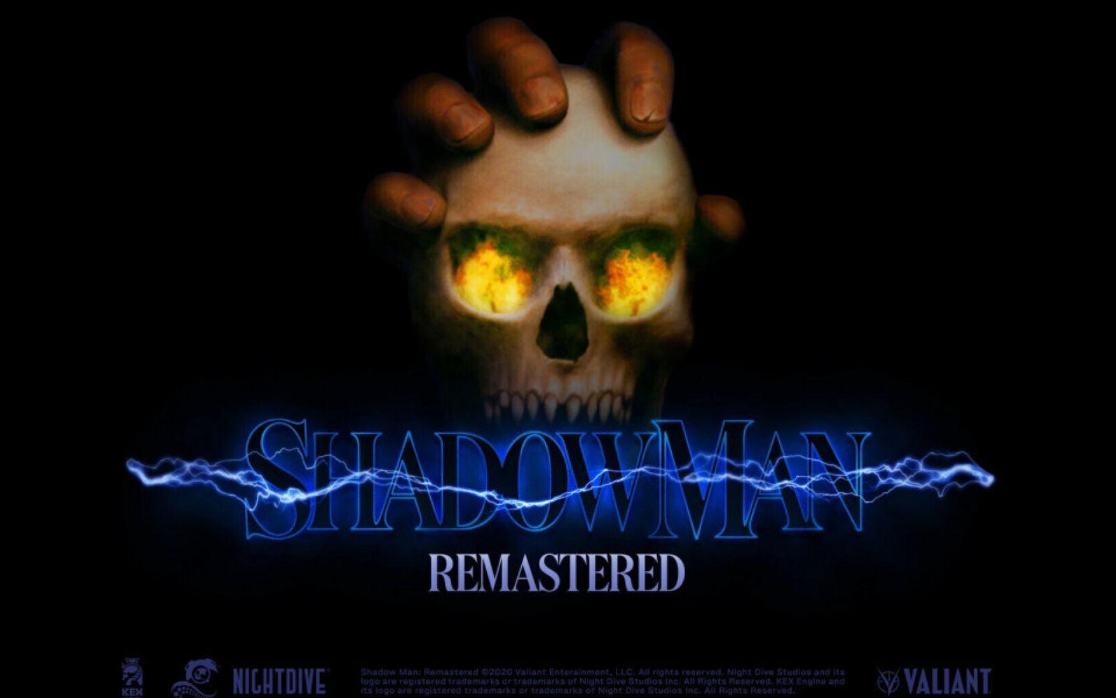 Shadow Man Remastered Magyarítás