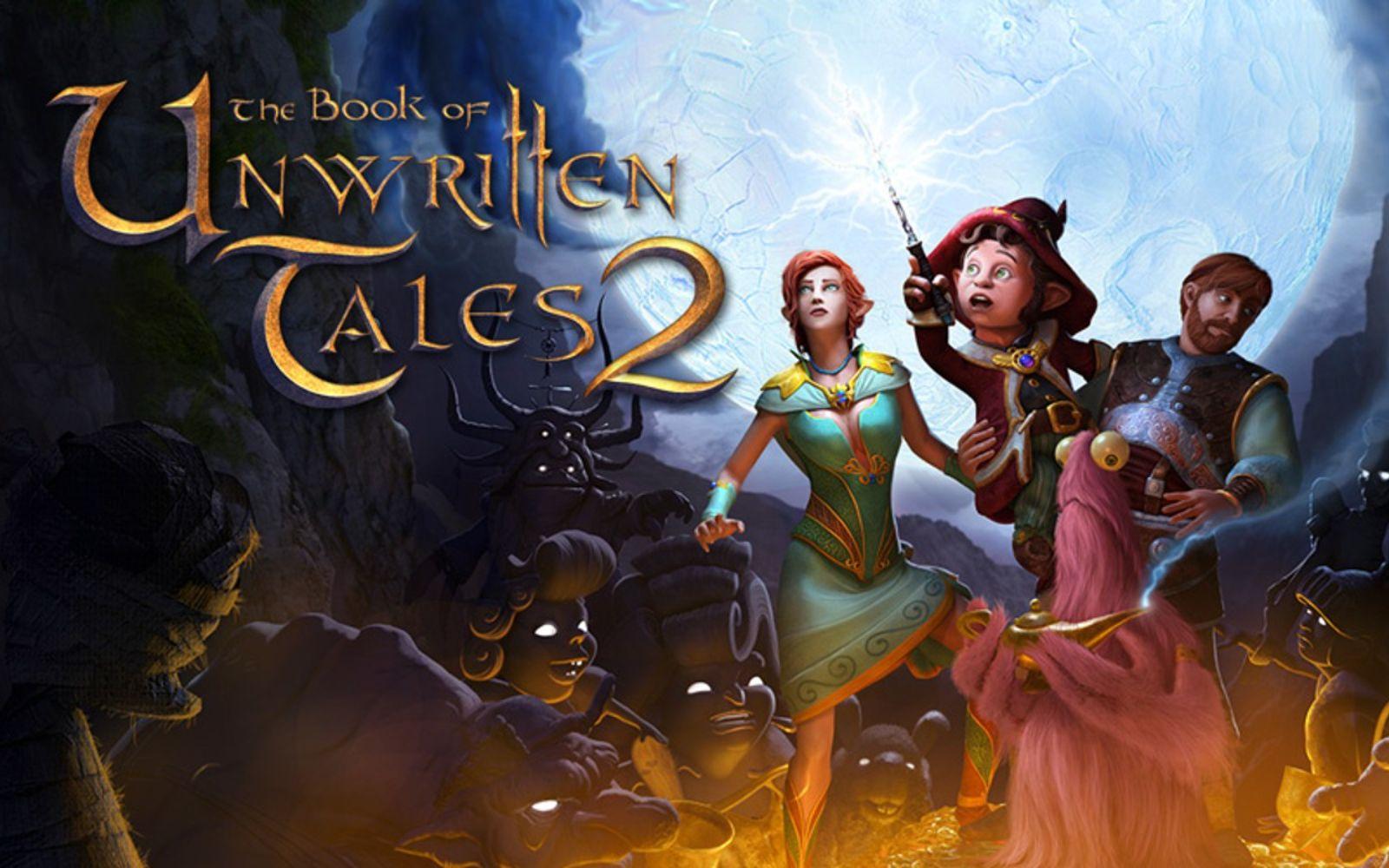 The Book of Unwritten Tales 2 magyarítás