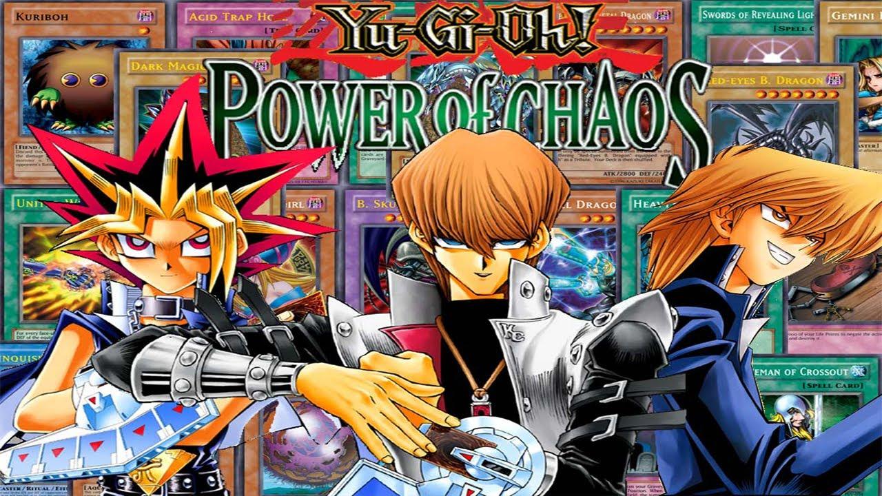 Yu-Gi-Oh! Power of Chaos